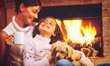 One or Two Chimney Sweeps with Inspection and Service Warranty from Atlanta Carpet & Air Duct Cleaning (Up to 69% Off)