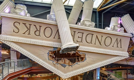 Ultimate Combo Experience for One or Two at WonderWorks Syracuse (47% Off)