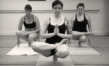 One Month of Unlimited Yoga Classes for New or Existing Clients at Bikram Yoga Northampton (Up to 68% Off)