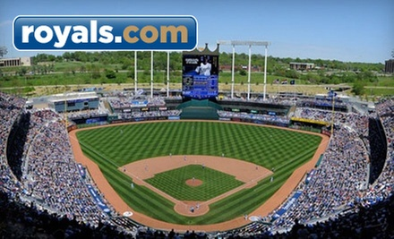 Kansas City Royals Game Against the St. Louis Cardinals at Kauffman Stadium on May 27 or 28 (Up to 35% Off)
