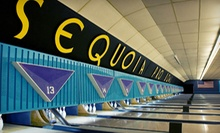 Bowling Outing for Two or Four at Sequoia Pro Bowl (Up to 66% Off)
