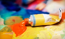 Two-Hour Painting Class for One or Two at So Van Gogh! (Up to 57% Off)