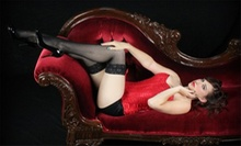 Two- or Three-Hour Boudoir Photo-Shoot Package with Image on a CD at Little Black Dress Photography (Up to 80% Off)