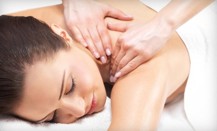 One or Three 60-Minute Swedish Massages or One 90-Minute Swedish Massage at Tanya's Infinite Touch (Up to 72% Off)