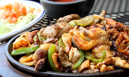 Mexican Food and Drinks for Two or Four at Baja Cantina (Up to 40% Off)