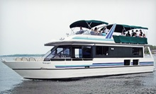 $16 for a Lake Minnetonka Cruise from Wayzata Bay Charters (Up to $33.45 Value)