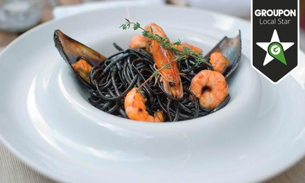 DeBouro — Braga: menu de degustação para dois com entradas, pratos de peixe e carne, sobremesas e bebidas por 44,90€