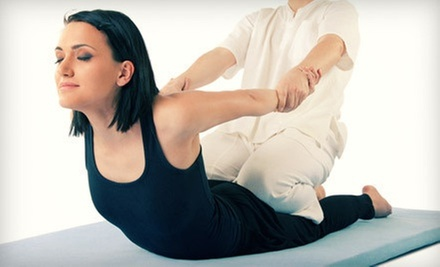 $69 For Two One-Hour Shiatsu Massages at Eastern Sun Shiatsu ($140 Value)