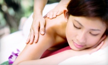 Facial Treatments, Infrared-Sauna Session with Massage or Body Wrap, or Both at Balance the Clinic (Up to 59% Off)