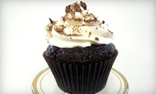 $15.99 for One Dozen Large Cupcakes or Two Dozen Mini Cupcakes at Jodi's Cupcakes and More ($33 Value) 