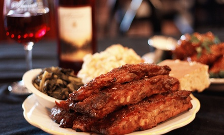 Dinner for Two of Southern Cuisine and Comfort Foods at Rochester's Southern Cuisine (Up to 50% Off)