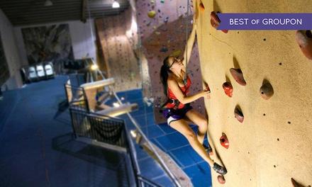 Riverside Hangar 18 Indoor Climbing Gyms coupon and deal