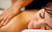 One-Hour Private Couples-Massage Class or Therapeutic Massage at Heart & Sole Massage (51% Off)