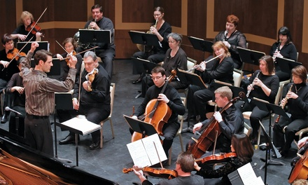 Kansas City Chamber Orchestra Presents