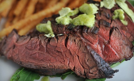 Meal for Two or $25 for $50 Worth of Upscale American Cuisine at 360 Bistro