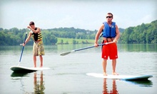 Two-Hour Kayak or Paddleboard Rental for One or Two from Marsh Creek Watersports (Up to 55% Off)