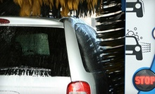 Express Detail for a Car, Minivan, or SUV, Four Washes, or Headlight Restoration at AutoStar Car Wash (Up to 67% Off)