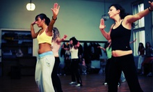 $25 for 25 Zumba Classes at Zumba Rocks! ($200 Value)