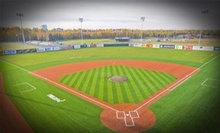 Anchorage Glacier Pilots Eight-Game Special-Event Package or a Season Pass at Mulcahy Stadium (Up to 60% Off)