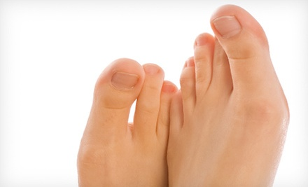 Laser Toenail-Fungus-Removal Treatment for One or Both Feet at Veins Etc. (Up to 72% Off)