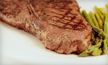 $25 for $50 Worth of Steak-House Cuisine at Austin's Wood Fire Grill