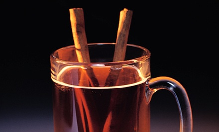 Seasonal Mulled Ale, Wine, and Cider Class for One, Two, or Four at Libations Bar School (Up to 53% Off)