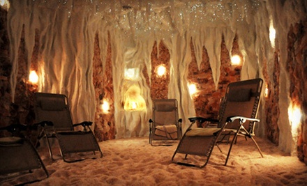 One, Two, or Four Salt-Cave Sessions at Timeless Day Spa & Salt Cave (Up to 62% Off)