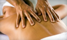 60-Minute Massage or Couples Massage with Hydrotherapy and Complimentary Champagne at Andalusia Day Spa (Up to 57% Off)
