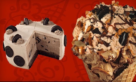 Family or Date-Night Ice-Cream Package at Cold Stone Creamery (Up to 53% Off)
