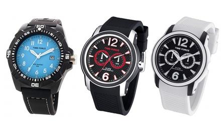 Relógio masculino Time Force disponível em 6 modelos diferentes desde 26,99€