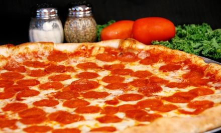 Pizza Meal or $11 for $20 Worth of Pizzeria Eats at I Love NY Pizza (Up to 48% Off)