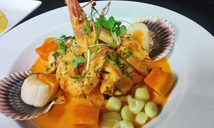 $22for $40worth Of Peruvian Cuisine And Drinks At El Gran Inka