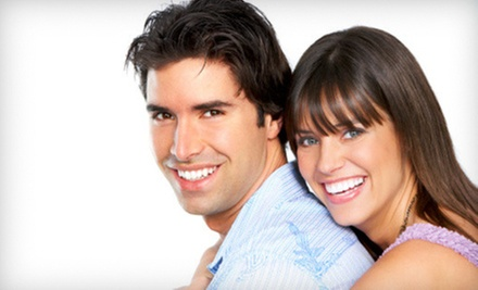 $89 for In-Office Opalescence Boost Teeth-Whitening Treatment at Dominion Dental Spa ($400 Value)