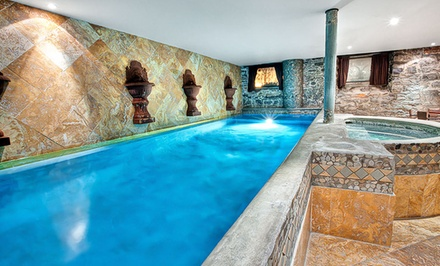 1 Night for Up to Eight in a Castle or a Castle Suite at Old Montreal Castle in Montreal, QC....