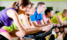 10 or 20 Indoor Cycling Classes at High Velocity Indoor Cycling Studio (Up to 56% Off)