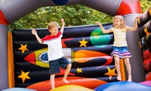 $95 for Three-Day-Weekend Bounce-House Rental from Fun Services ($195 Value)