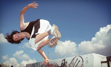 Eight Parkour Classes or One Month of Unlimited Classes at Fight or Flight Academy (Up to 64% Off)