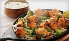 Indian and Nepalese Cuisine at Everest Cafe (Half Off). Two Options Available.
