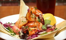 Ale House Cuisine and Drinks at 74th Street Ale House (Up to 60% Off). Two Options Available.