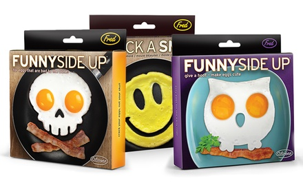 Fried-Egg Molds in Novelty Shapes