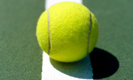 Washington DC: $59 for Annual Smart Tennis Membership and $20 Toward Apparel and Repairs at Tennis Zone ($120 Value)