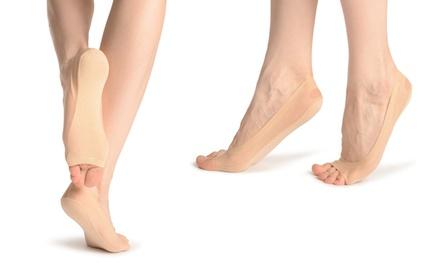 Women's Shock-Absorbing Plantar Fasciitis Gel Therapy Socks