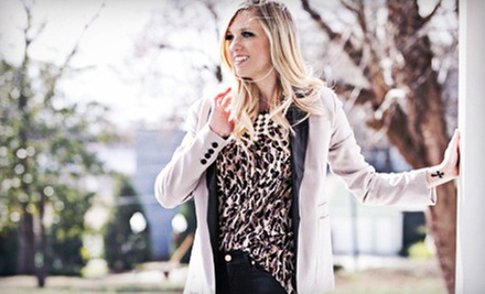 $29 for $60 Worth of Boutique Apparel at fab&#x27;rik Vinings