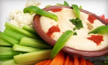Mediterranean Cuisine at Shish Tawook Mediterranean Grill (53% Off). Two Options Available.