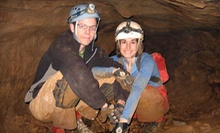 Full- or Half-Day Cave Exploration for Four or Six from Greater Outdoor Adventures (60% Off)
