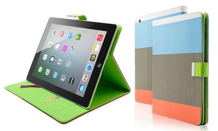 Capa ecológica em pele Kenya para iPad 2, 3 e 4 por 9,90€
