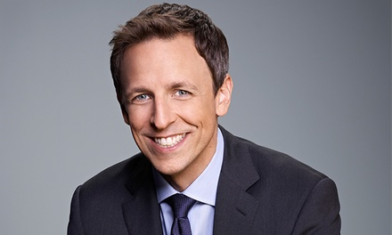 Seth Meyers at Peabody Opera House on Friday, June 5 (Up to 47% Off)