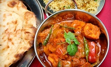$15 for $30 Worth of Indian Cuisine at Namaste India