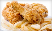 Fried-Chicken Dinner with Beer for Two or Four at Friendly's Sports Bar and Grill (Up to 52% Off)