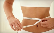 SlenderRay Lipo Treatment for One Zone, Half Body, or Full Body at Whitehall Health Centre (Up to 82% Off)